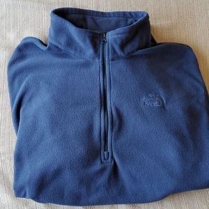 The North Face 1/4 Zip Fleece Pullover, Size: XXL